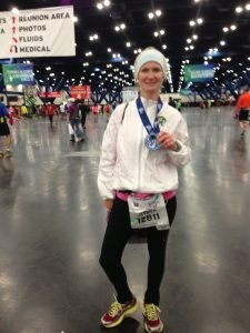 Jessica harless - Houston Marathon