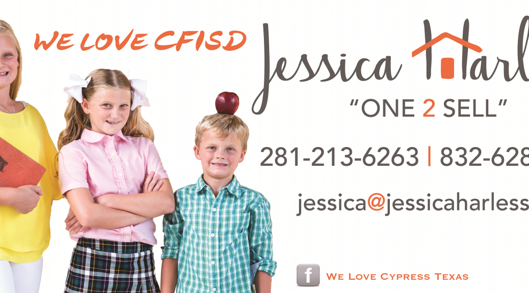 CFISD - 2016 to 2017 - Jessica Harless