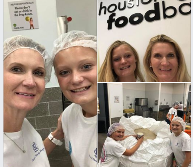 Houston Food Bank Jessica Harless