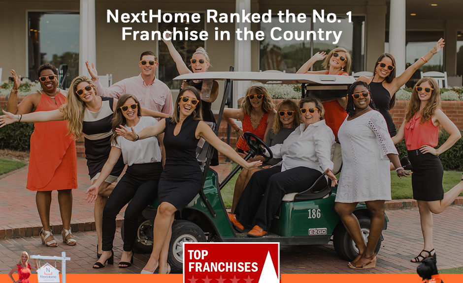 NextHome #1 in Satisfaction